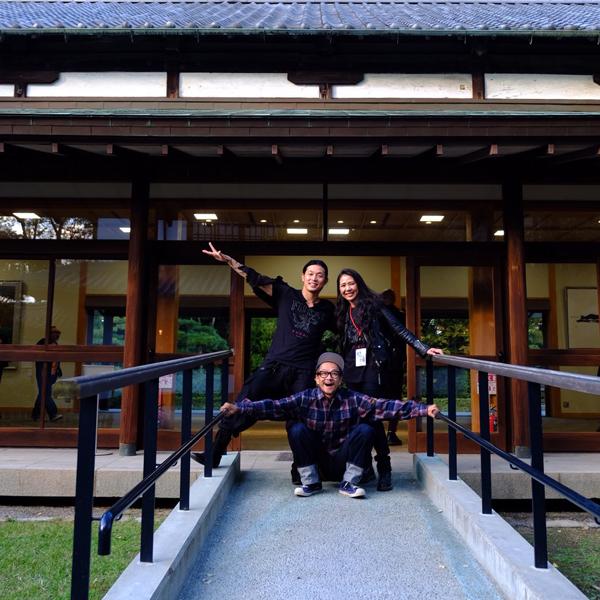 風人雷人(ATSUSHI × 中村達也) in 高松栗林公園