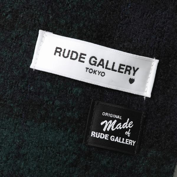 RUDE GALLERY / WOOL STOLE ルードギャラリー