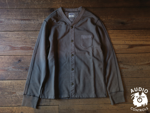 LOST CONTROL / Full Open Sweat Shirts