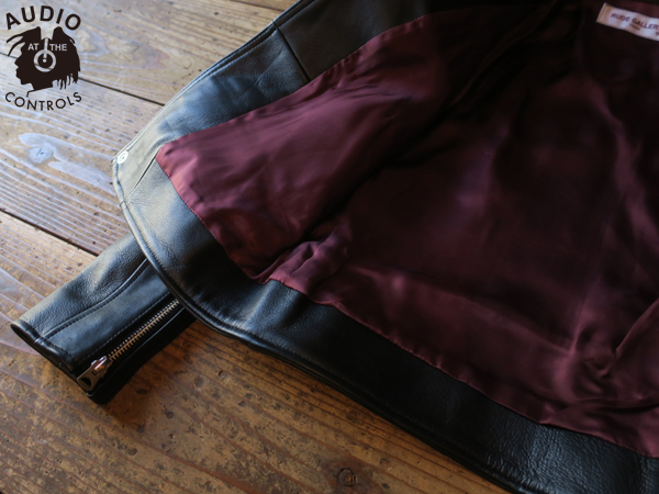 RUDE GALLERY / DOUBLE RYDERS JACKET - WOMENS ルードギャラリー