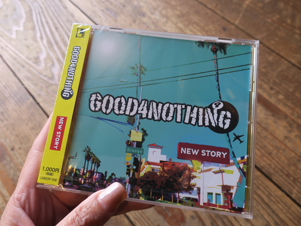 GOOD4NOTHING NEW STORY