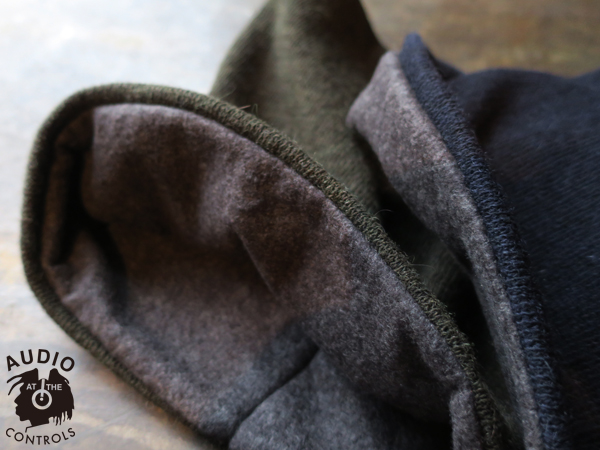 LOST CONTROL / Icelandic Wool Neck Warmer ロストコントロール