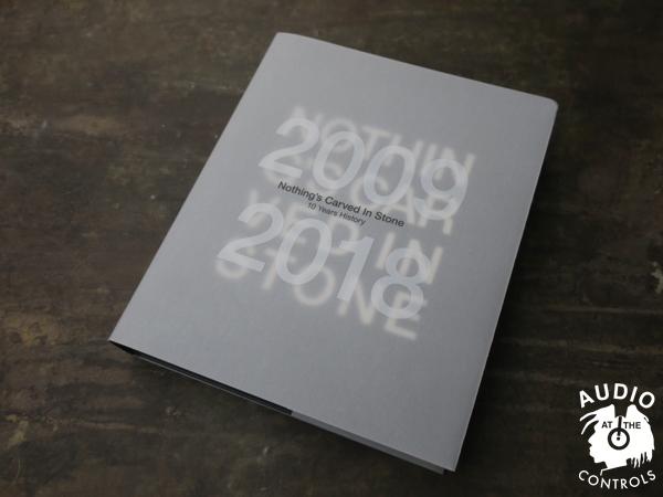 """ヒストリーブック""""Nothings Carved In Stone 10 Years History"""""""