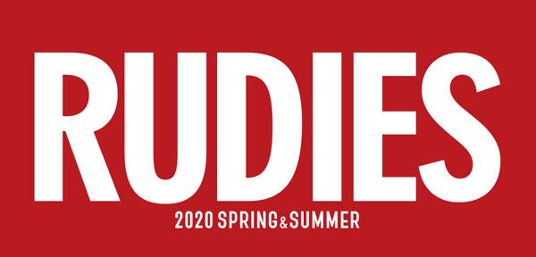 RUDIES 2020 SPRING&SUMMER