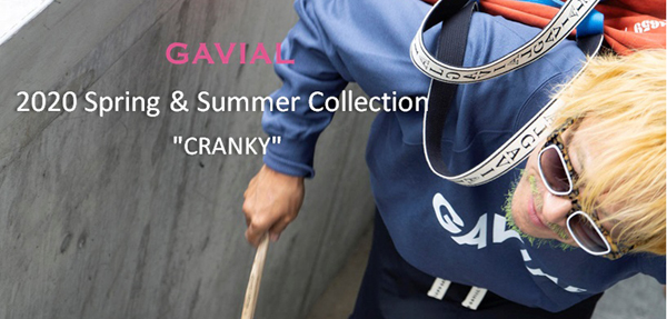 GAVIAL 2020 SPRING&SUMMER COLLECTION