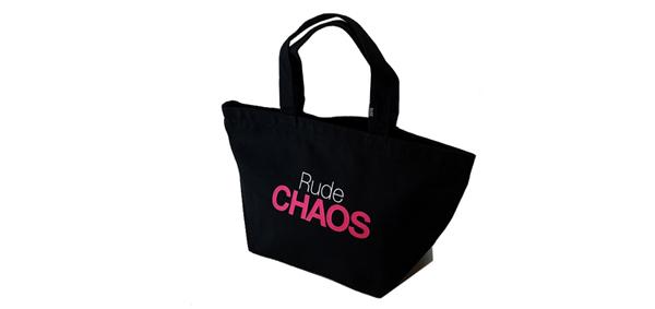 Rude CHAOS TOTE BAG