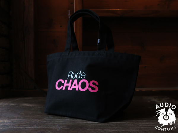 RUDE GALLERY / Rude CHAOS TOTE BAG