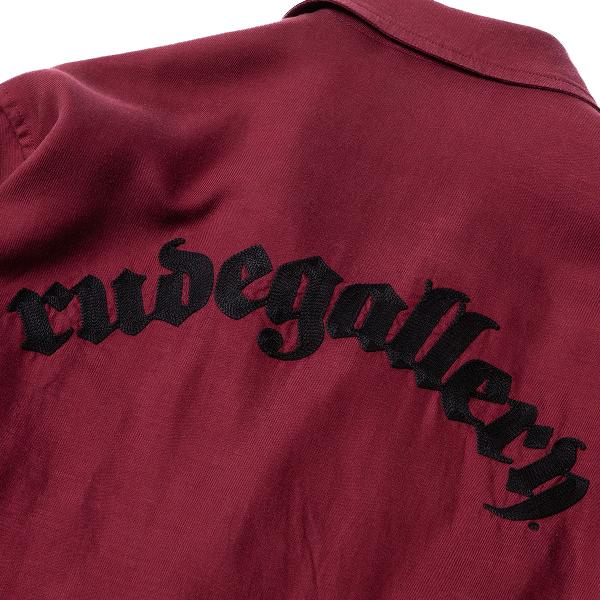 RUDE GALLERY / ARCH LOGO CITY ROBE ルードギャラリー