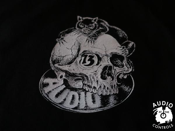 AUDIO 13th TEE<MAGICAL DESIGN×AUDIO>