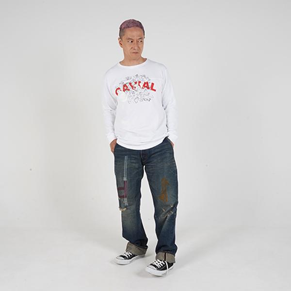 GAVIAL / L/S TEE