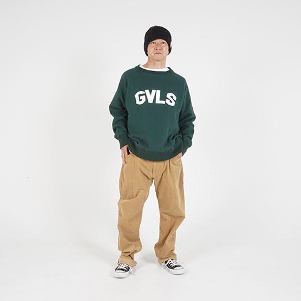 GAVIAL / L/S SWEAT - GVLS