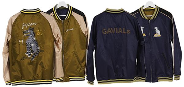 GAVIAL / SOUVENIR JACKET