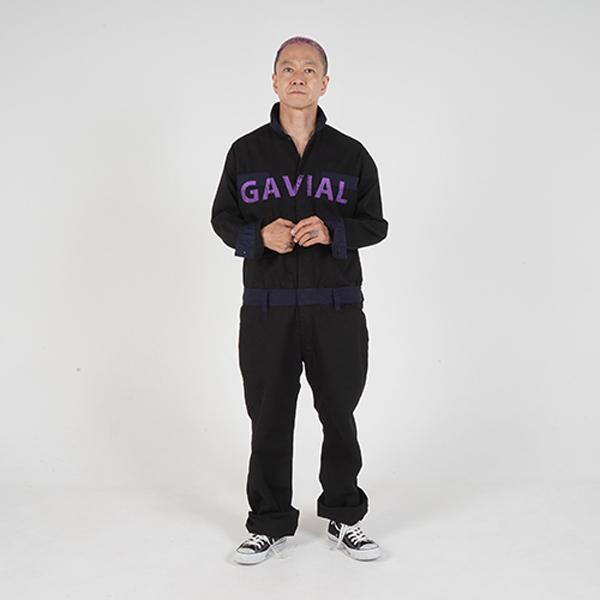 GAVIAL / L/S JUMPSUIT