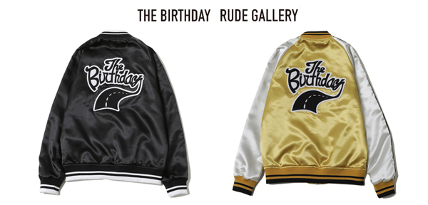 The Birthday×RUDE GALLERY