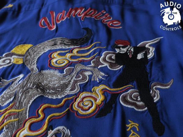 VAMPIRE SOUVENIR SHIRT<ART WORK by Rockin Jelly Bean>©Tezuka Productions