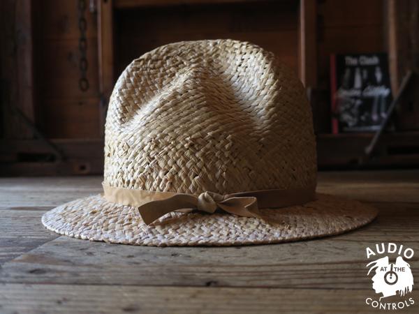 GAVIAL MOUNTAIN STRAW HAT