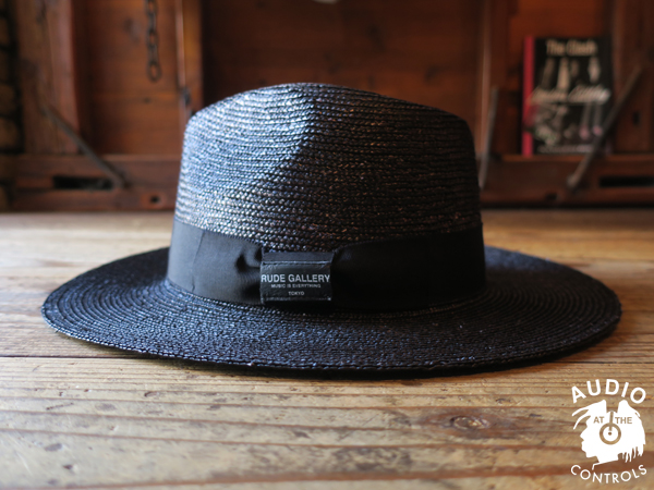 RUDE GALLERY STRAW HAT