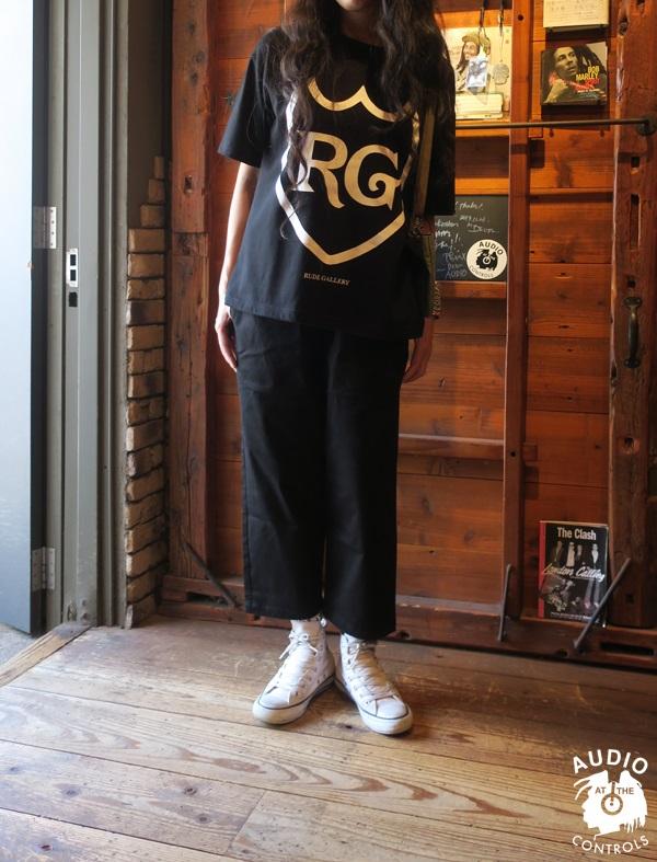 RUDE GALLERY CHINO DUB PANTS