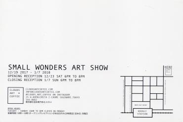 SMALL WONDERS ART SHOW