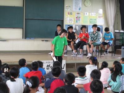 2013年9月5日 薬物乱用防止教室/...