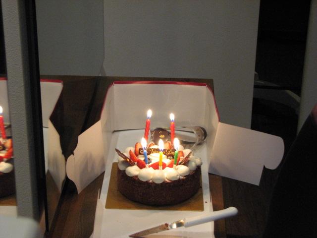 アカネちゃんの誕生日