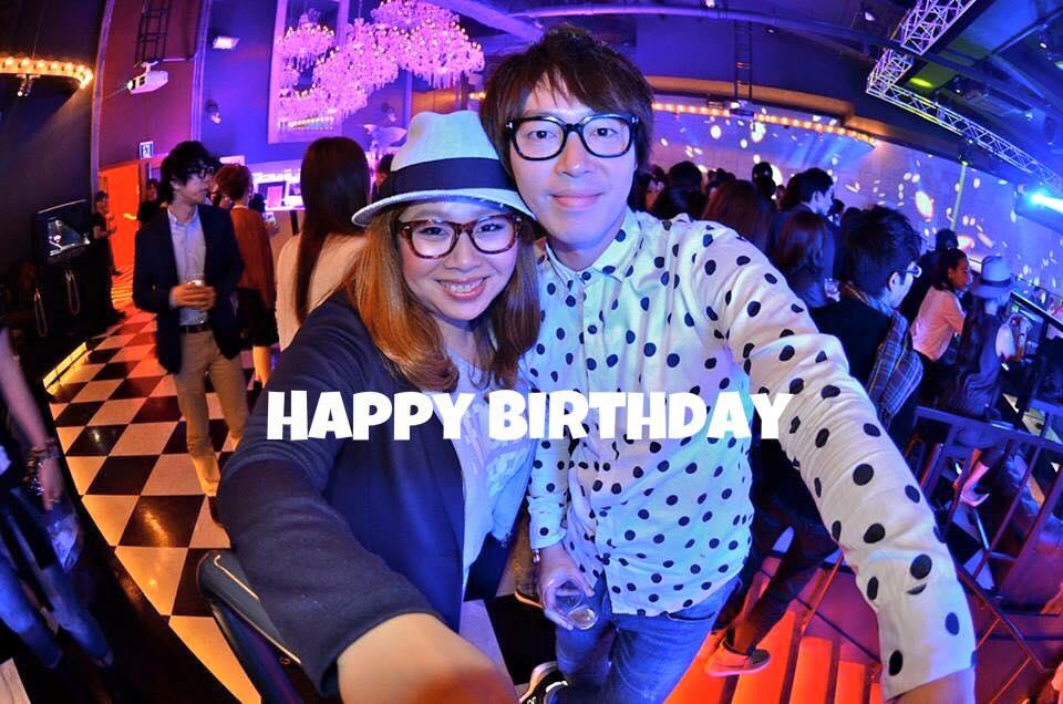 ケイコ、生日快樂!