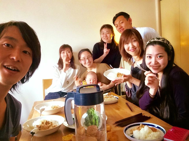 今天有中島薫的生日活動