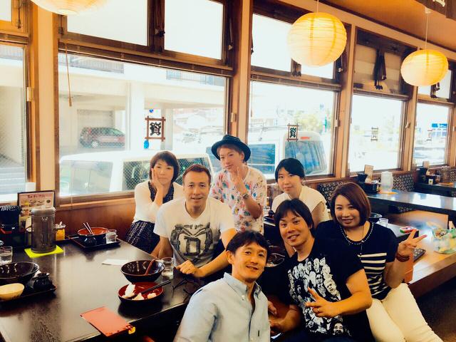 東京→小倉→広島