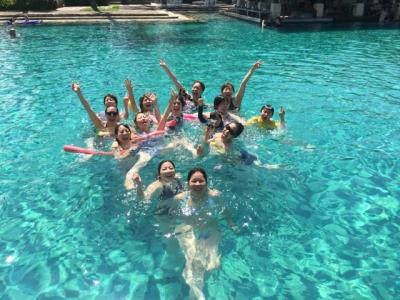 在峇里島  享受大人的暑假!