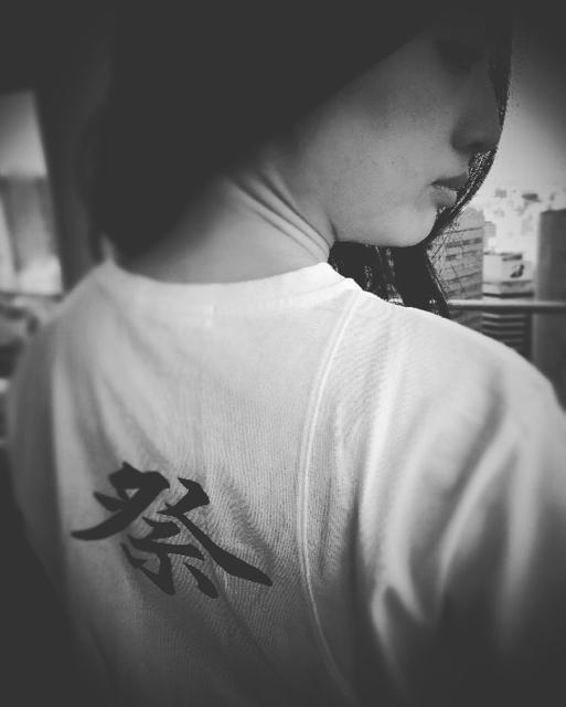 「祭」T恤