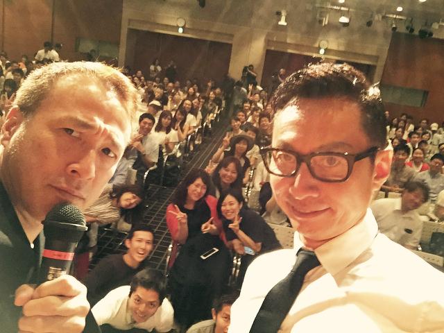 昨天在渋谷有「登竜門」