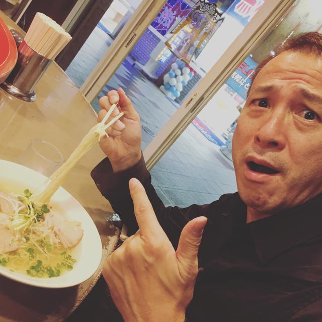 又吃揚子江拉麵!