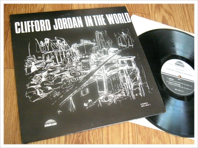 CLIFFORD JORDAN|IN THE WORLD