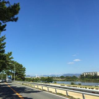 武庫川ドライブ