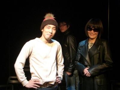 SP05「タクシーの夜」南立&佐々木チーム