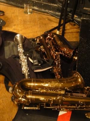 ブロッツマン楽器