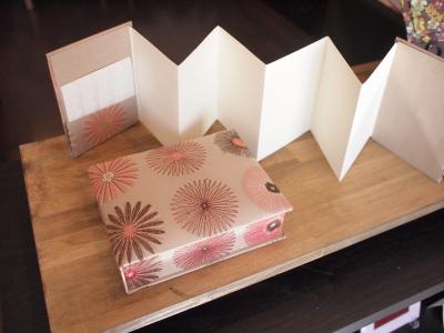 蛇腹アルバム&BOX