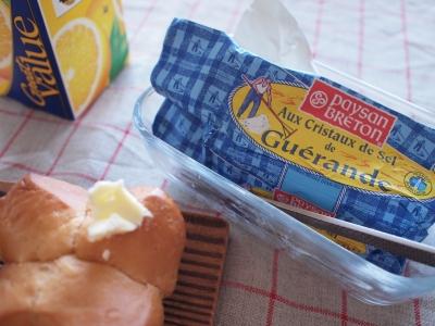 ゲランド塩バター