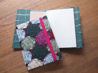 モネのバラ 手帳カバー