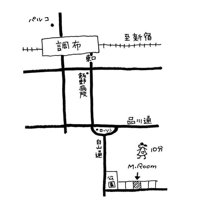mroom 地図