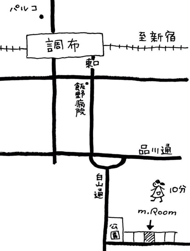 mroom map