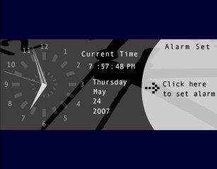 WEB上の目覚まし時計-Avnoy.com