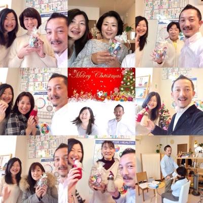 茅ヶ崎の整体サロン ちがさき整体クリィニク クリスマス特別企画