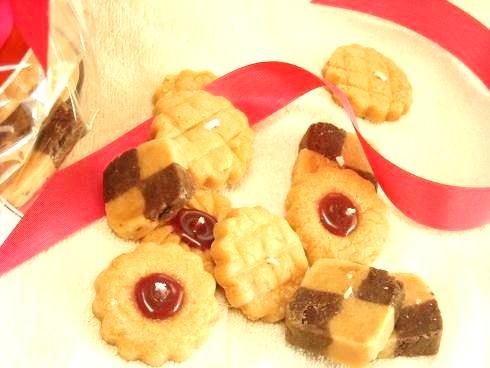 クッキーキャンドル