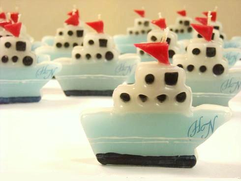 船キャンドル