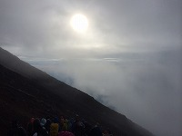 四条法律事務所 富士山 下山