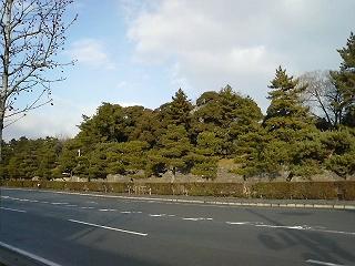 二条城外堀