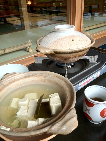 湯豆腐実験