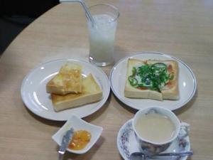 カフェおひさま食事