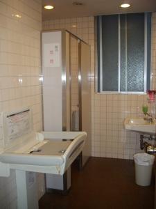 教文館トイレ